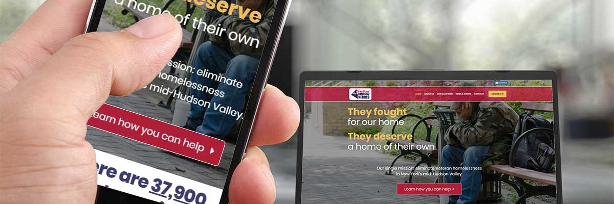 Rockland Homes for Heroes new website launches